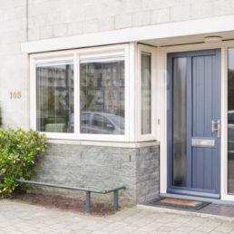 Kies voor een onderhoudsarme kunststof voordeur