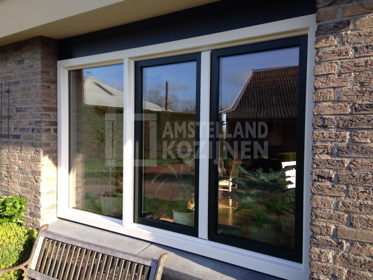 Kunststof ramen en deuren aalsmeer amstelland kozijnen for Deuren en kozijnen