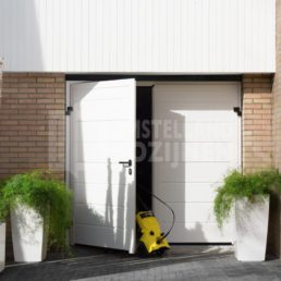 Gemakkelijk toegang tot uw garage met openslaande garagedeuren