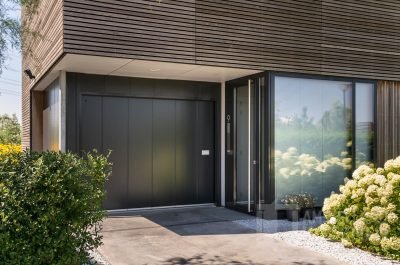 Hörmann zijdelingse garagedeur