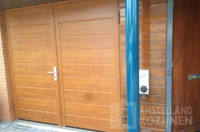 Openslaande garagedeuren Amstelveen