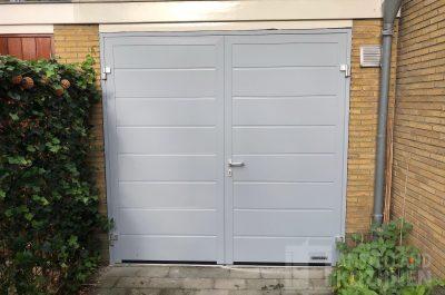 Openslaande garagedeur Hörmann