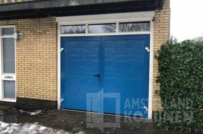 Hörmann openslaande garagedeur