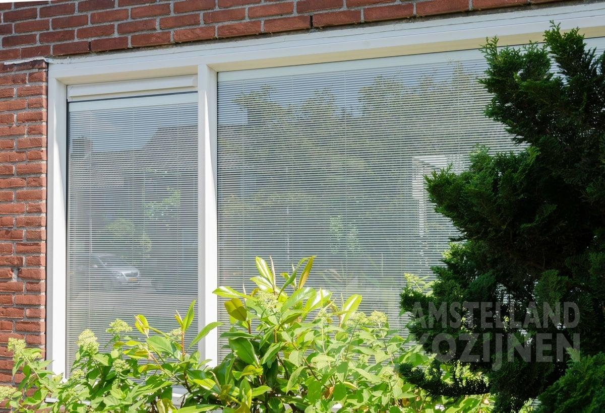 Pilkington screenline® zonwering │ amstelland kozijnen bv