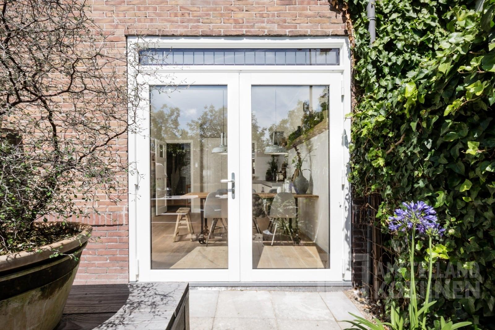 Vaak Openslaande tuindeuren Aalsmeer | Amstelland Kozijnen Amstelveen @MV52