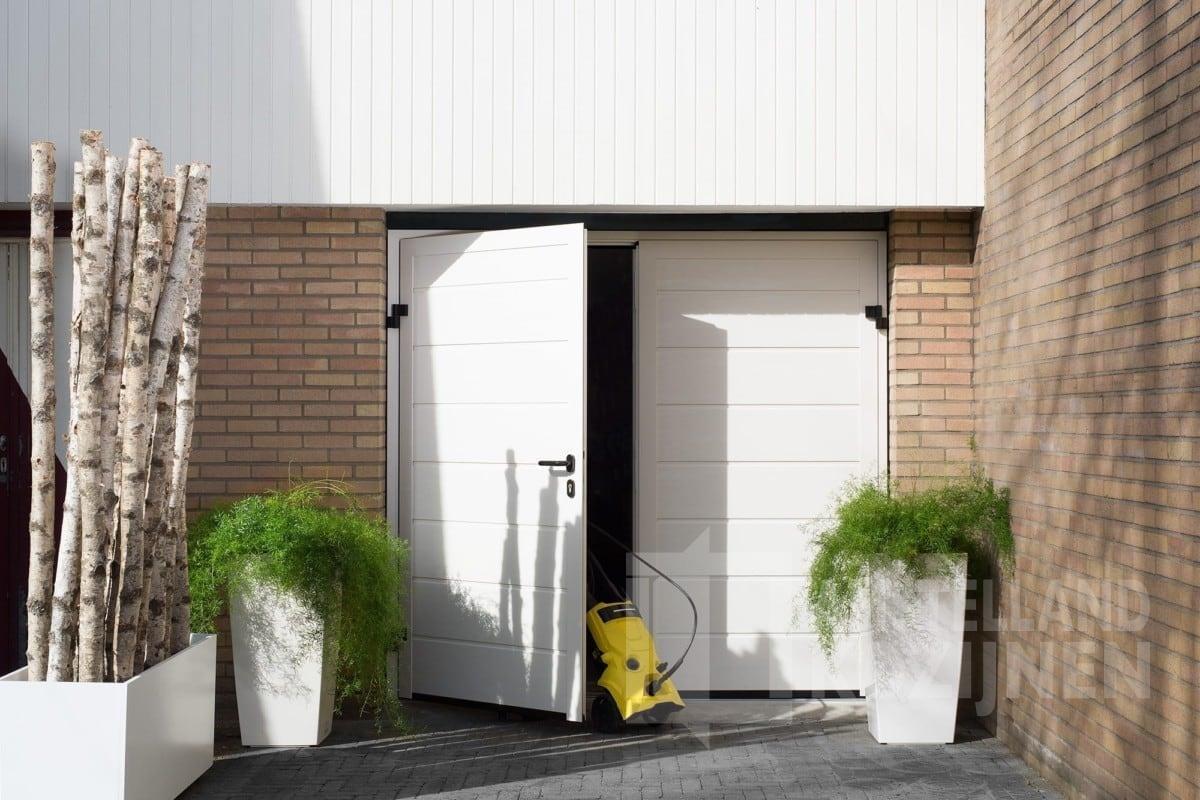 Shutters Openslaande Deuren : Openslaande garagedeuren │amstelland kozijnen amstelveen